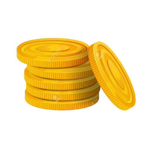 MAX AMOUNT OF Coins