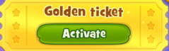 MAX AMOUNT OF Gold Tickets