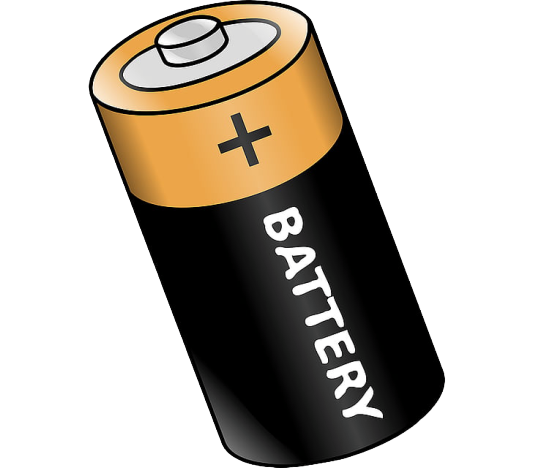 MAX AMOUNT OF Battery