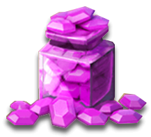 MAX AMOUNT OF Crystals